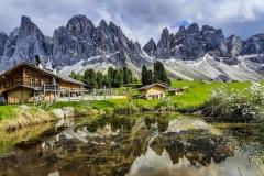 Malga Geisler - Odle (Val di Funes)