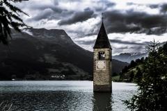 Lago di Resia - Curon (Val Venosta)